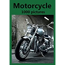 Motorcycle: pictures book (English Edition)