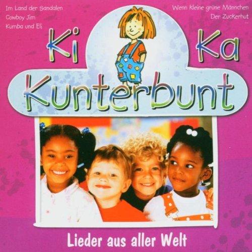 emotion ki en Ki Ka Kunterbunt-Lieder aus Aller Welt