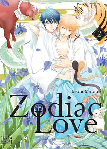 Zodiac Love Edition simple Tome 2
