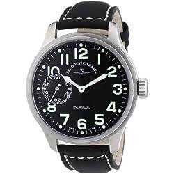 Zeno Watch Basel Herrenarmbanduhr Pilot Oversized 8558-9-a1