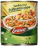 Erasco Serbische Bohnensuppe, 3er Pack (3 x 750ml Dose)