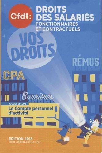 Droits des salariés : Fonctionnaires et contractuels