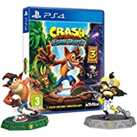 Crash Bandicoot N. Sane Trilogy - PlayStation 4 + Crash Bandicoot: Skylanders Adventure Pack