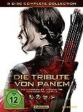 Die Tribute von Panem - Complete Collection [8 DVDs] -