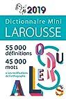 Dictionnaire Larousse Mini 2019 par Larousse
