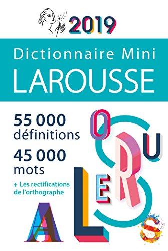 Dictionnaire Larousse Mini 2019 par Collectif