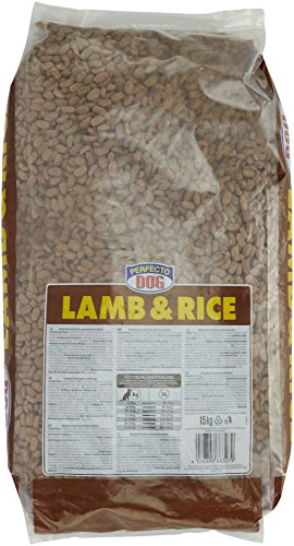 Perfecto Dog Lamm & Reis, 1er Pack (1 x 15 kg) - 3