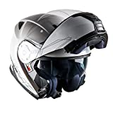 Astone Casque Modulable RT1200, Blanc, L