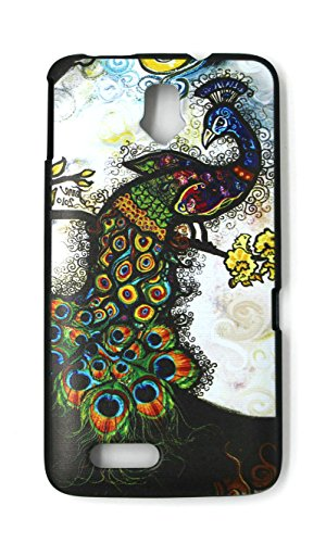 Bumper Cover Custodie per Alcatel One Touch Scribe HD OT8008 OT-8008D Custodie Case Cover