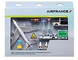 Photo de Coffret Officiel Aéroport AIR FRANCE Airbus A380 en Métal et Véhicules par SOCATEC