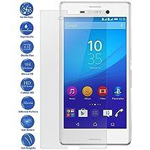 Protector de Pantalla Cristal Templado Premium para Sony Xperia M4 Aqua