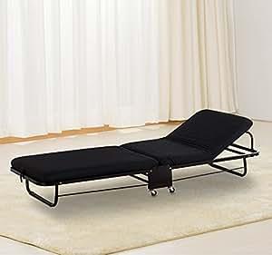 lit de canap canap pliable lit d 39 appoint pour coucher et s 39 asseoir multi function neuf 72bk. Black Bedroom Furniture Sets. Home Design Ideas