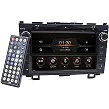 Pantalla táctil digital de 8 pulgadas Radio para automóvil 2Din Estéreo en el tablero para Honda