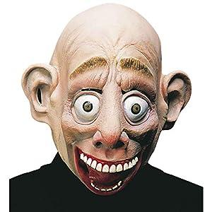 WIDMANN vd-wdm8304p Máscara Goofy, Beige, talla única