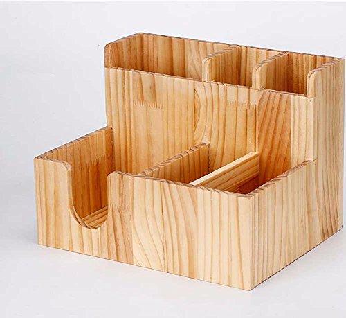 wooden-paper-lid-paper-towel-rack-milk-duds-candy-fork-straws-chopsticks-spoon-storage-rack-storage-