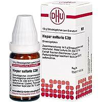 Hepar Sulfuris C 30 Globuli 10 g preisvergleich bei billige-tabletten.eu