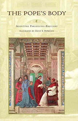[(The Pope's Body)] [By (author) Agostino Paravicini-Bagliani ] published on (July, 2000)