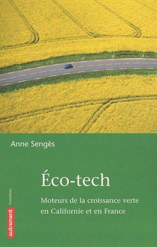 Eco-tech : Moteurs de la croissance vert...