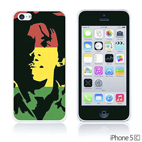 OBiDi - Celebrity Star Hard Back Case / Housse pour Apple iPhone 5C - Che Guevara Young Bob Marley