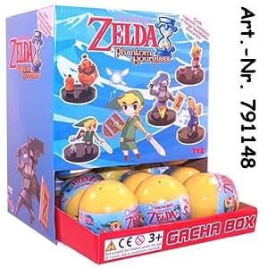 Tye - Zelda - Boule surprise : Figurine à collectionner