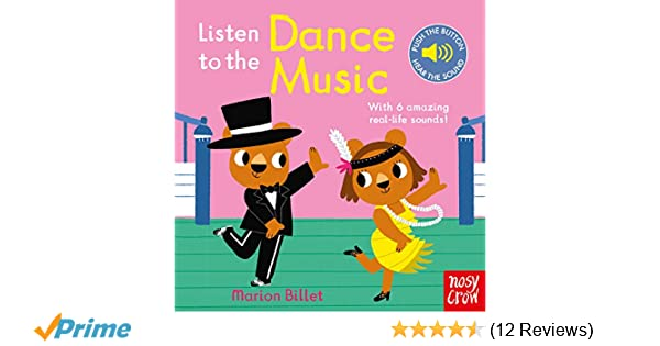 Listen to the Dance Music: Amazon co uk: Marion Billet