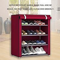 Zapatillas de tela no tejida de gran tamaño y a prueba de polvo Organizador para el hogar