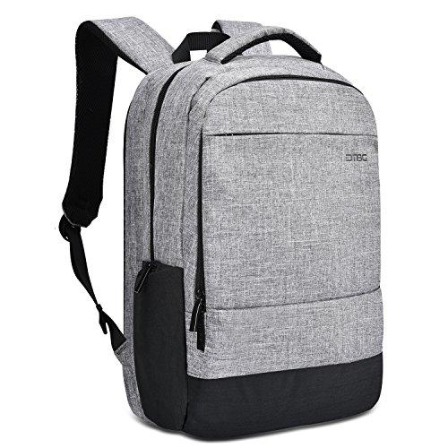 UtoteBag Laptoprucksack Business Laptop Backpack für 17,3 Zoll Laptop & MacBook, leichte Nylon Schulrucksack Reiserucksack Daypack mit USB-Ladeanschluss