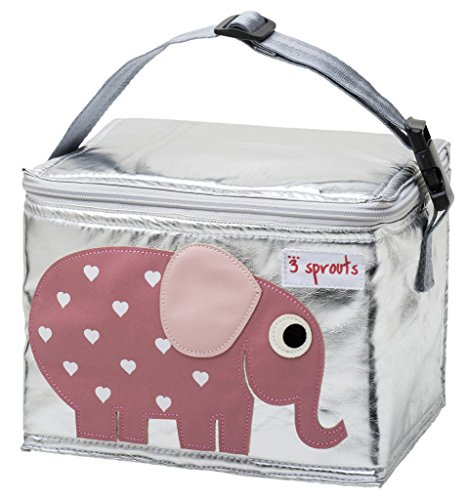 3 Sprouts Lunch Bag Elefant