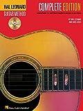 Hal Leonard Guitar Method Complete Edition (With Cds) Gtr Book/Cd