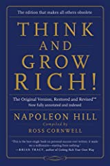 Think and Grow Rich!: The Original Version, Restored and Revised (TM) Paperback