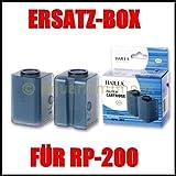 2 St. HAILEA RP-200 Ersatz-Box Filterbox Filtermaterial Schwamm Filtermedien