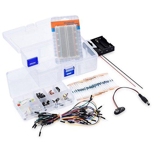 kit-electronico-kwmobile-174-componentes-electronicos-set-placa-de-pruebas-conector-electrico-leds-c