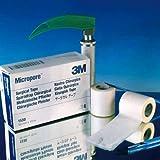 Micropore Pflaster 3M 1,25 cm x 9,1 m hautfarben - rollenpflaster rollenpflaster selbsthaftend pflaster rolle fixierpflaster fixierpflaster sensitive