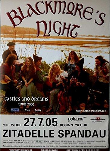 blackmore-s-night-deep-purple-2005-poster-de-concierto-castle-tour-poster-b