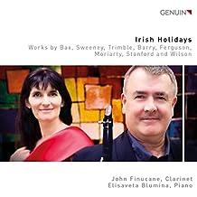 Irish Holiday - Werke für Klarinette & Piano