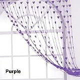 Super India Set Of 2 Purple Beautiful He...