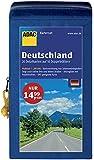 ADAC StraßenKarten Kartenset Deutschland 2016/2017 1:200.000: 20 Detailkarten auf 10 Doppelblättern (ADAC AutoKarten Deutschland)