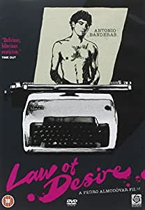 Law Of Desire  [DVD]