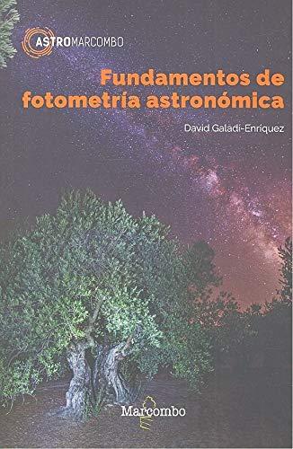 Fundamentos de fotometría astronómica (ASTROMARCOMBO)