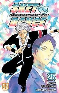 Sket Dance - Le club des anges gardiens Edition simple Tome 25