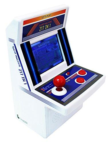 Snappi Mini Arcade Game Machine Toy Errichtet in den Spielen [217 Video...