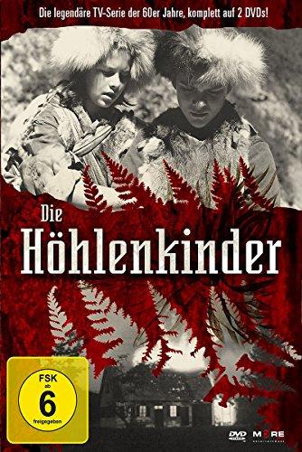 Die Höhlenkinder - Die komplette Serie (2 DVDs)
