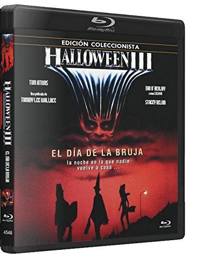 Halloween III. El Día de la Bruja 1983 BD Edicion Coleccionista Halloween III: Season of the Witch (Spanien Import, siehe Detai