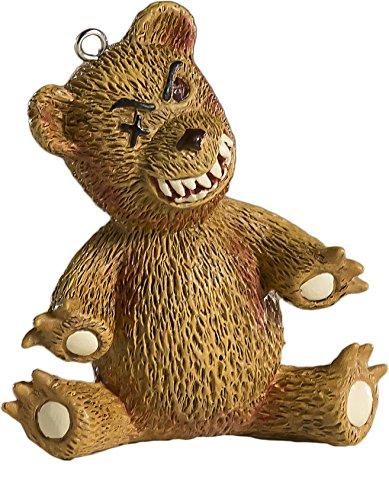 horrornaments Teddy Bär Halloween Weihnachtsbaum Ornament Dekoration