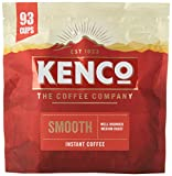Kenco Smooth Instant Coffee Refill 150 g (Pack of 6)