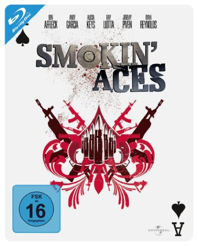 Smokin' Aces - Steelbook [Blu-ray]