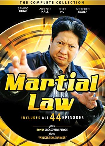 Martial Law - Complete Collection