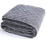 furrybaby [COVER ONLY] Premium Weighted Blanket COVER 100% Cotton Material
