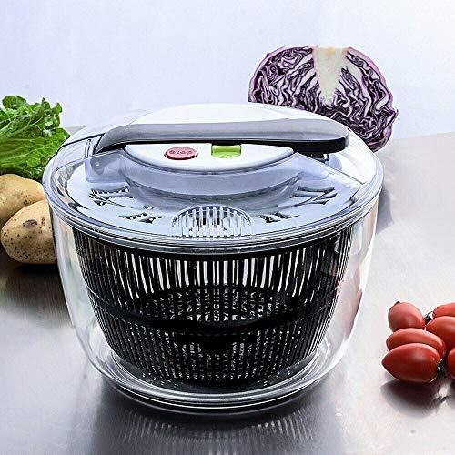 NIUMS Salad Vegetable Shake - Dry Dehydrator, Washer Strainer Dryer,Kitchen Craft Healthy Eating Large Salad Spinner