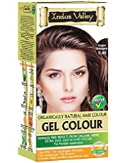 Indus Valley Natural Herbal Extra Safe Gentle Hair Color Co